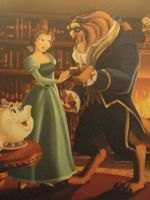 Beauty and the Beast by missywitt