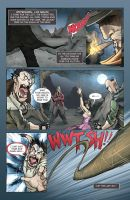 The Last Sheriff Issue 1 Pg6 by RecklessHero