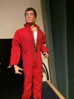 Action Man by Louvan
