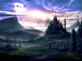 Holy Mage University by JKRoots