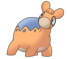Numel pokemon shiny