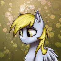 Derpy Hooves (Ditzy Doo) by 6EditoR9