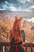 Holo. Spice And Wolf by ClaireSea