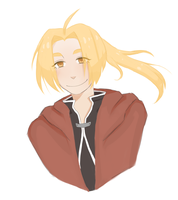 Edward Elric by Loneranian