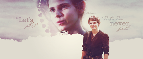 Once upon a time : Peter Pan 2 by Iuliana4711