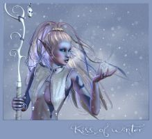 Kiss of Winter by Lillaanya