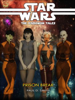 Padawan Tales - Prison Break (Full Graphic Novel) by PDSmith