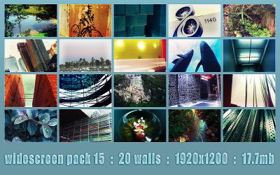 widescreen pack 15 by ether
