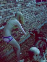 RUNNING WITH THE WOLVES by discursive