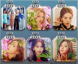 Girls Generation Oh!GG Icons by MissCatieVIPBekah