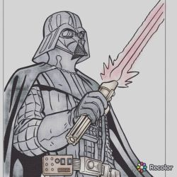 lord vader  by argusZn