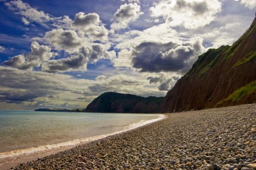 Sidmouth II by katmoore
