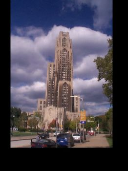 Cathedral Of Learning by DocDETH