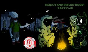 Episode 190 - Search and Rescue Woods Part 2 by Crazon