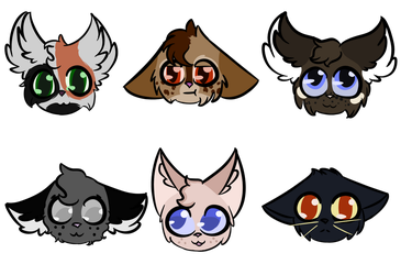 DOW headshots by GwendolynSavetts