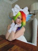 Profil Rainbow Dash Wedding by KyuProduction