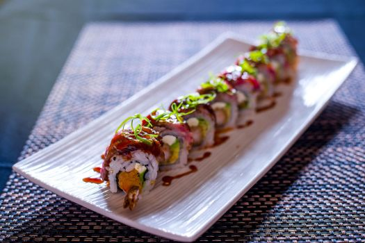 Sushi shoot for a resturant by MinhVisual