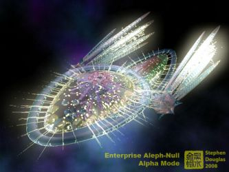 Enterprise Aleph-Null - mode a by Zoxesyr