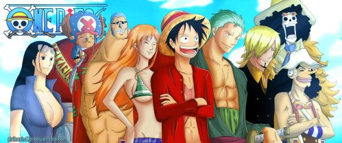One Piece by ArikarinUp