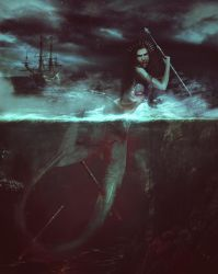 The Devil And The Deep Blue Sea by TheSecretIsMine