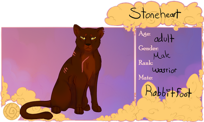 Stoneheart by Wildfire-Tama
