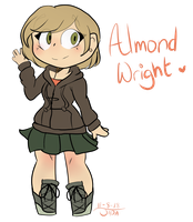 [AT] ~Almond Wright by LimeyCrystal