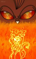 The Pyre by QueenDanny