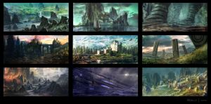 Env Thumbnails by Eru17