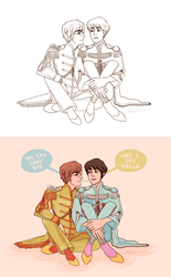Sgt. Pepper's Lonely Hearts Club Band by CrystallizedTwilight