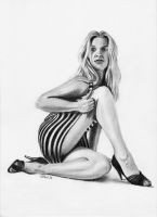 PinUp stripes by Shepperd65