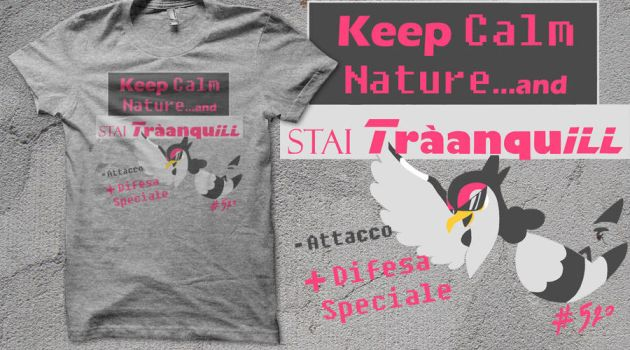 Tranquill, Keep Calm Nature by simonseven