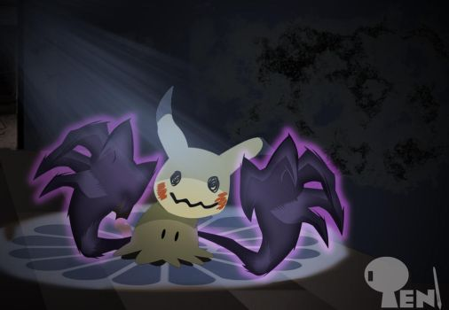Mimikyu by LightDragon87