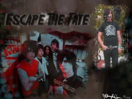 Escape the Fate by xb-yndxredemptionx