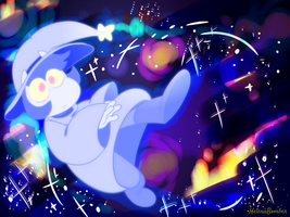 Cosmic Shift by HelenaBomber