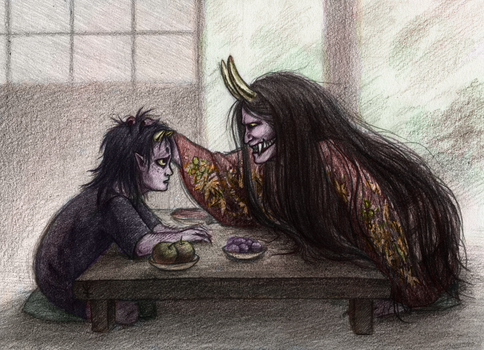 I Know Your Feelings, Little One by Ankhes-Nur