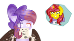 I WANT SUM MILQ by Crystal-BloomYT