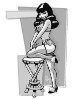 Betty Pin Up by ratcrtur