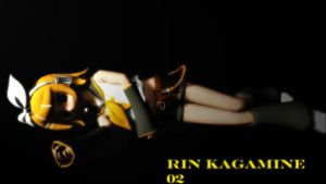 MMD Rin ERROR by TechnologicalCat
