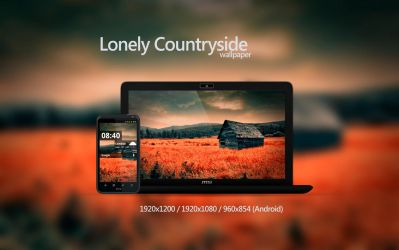 Lonely Countryside wallpaper by Martz90