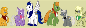 My Little Founding Ponies by Publius-Reporter