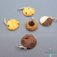 Cookie Stitch Markers by PepperTreeArt