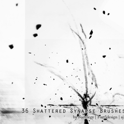 36_Shattered_Synapse_Brushes by Fortelegy