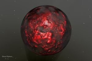Blood Sphere by chasef