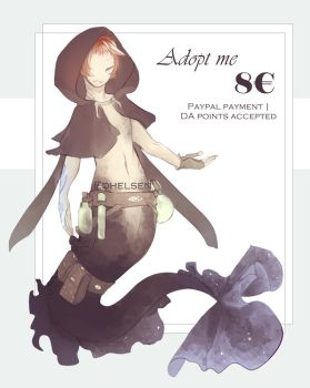 Mermaid adopt | CLOSED by EdhelSen
