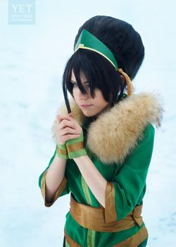Avatar TLA Toph Bei Fong - Cold by TophWei