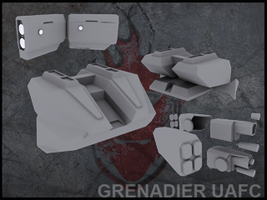 Halo reach scout by forgedreclaimer on deviantart halo reach grenadier uafc by forgedreclaimer malvernweather Image collections