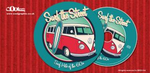 Vw T1 Bus by Coolgraphic