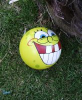 Sponge Bob Ball stock by EvilHateYouAllStock