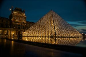 Louvre by error413