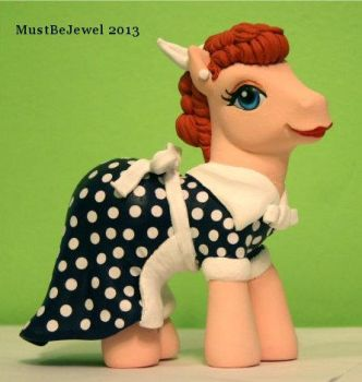 I Love Lucy commission by MustBeJewel